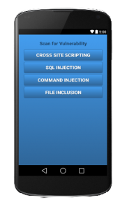OWASP Droid10 is an opensource handheld based (android) web pen testing tool.