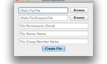 Root Pipe : Privileges Escallation and Backdoor Api Root in OSX.