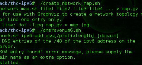 Updates THC Hydra - IPv6 attack toolkit v-2.8-dev.
