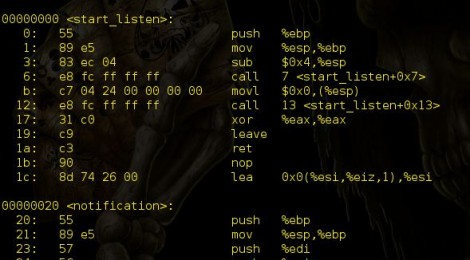 Concept-Rootkit - A simple conceptual linux rootkit.