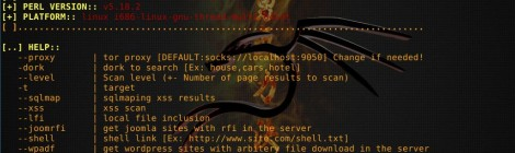 ATSCAN v5.0 - perl script for vulnerable Server, Site and dork scanner.