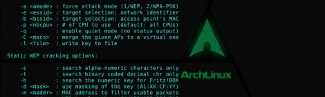 aircrack-ng Version 1.2-rc4 : is a set of tools for auditing wireless networks.