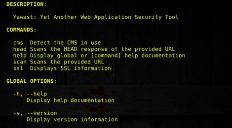 Yawast - Yet Another Web Application Security Tool.