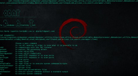 ODAT v2.2 – Oracle Database Attacking Tool.