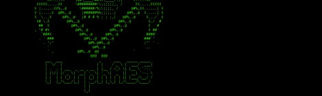 MorphAES - IDPS & SandBox & AntiVirus STEALTH KILLER.