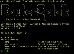 RouterSploit v2.2.1