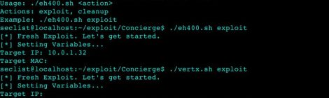 Concierge - A collection (eventually) of Physical Access Control and Monitoring attacks and utilities.