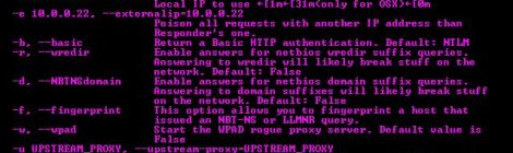Responder & MultiRelay For Windows v1.2 - an LLMNR, NBT-NS and MDNS poisoner.