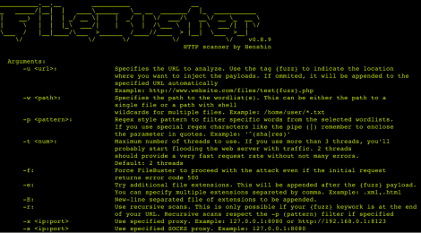filebuster - An extremely fast and flexible web fuzzer.