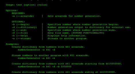 numberGenerator - a python script for Generates Valid Phone Numbers to PenTest WiFi Access Points.