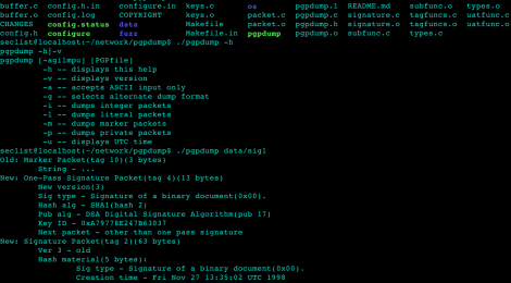 pgpdump is a PGP packet visualizer.