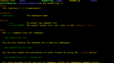 Hummelflug - a utility for arming (creating) many bumblebees to attack (web applications).