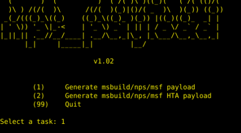 nps_payload - script will generate payload for basic intrusion detection avoidance.