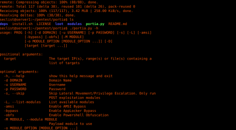Portia - tools to performed internal network penetration tests.