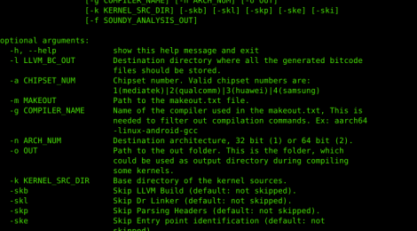 DR.CHECKER - bug finding and vulnerability detection tool for Linux kernel drivers.