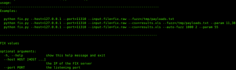 fixer - FIX (Financial Information eXchange) protocols fuzzer.