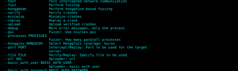 ffw - A fuzzing framework for network servers.
