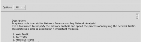 PcapXray - A Network Forensics Tool.