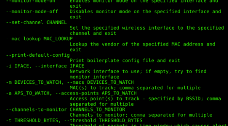 trackerjacker - Finds and tracks wifi devices through raw 802.11 monitoring.