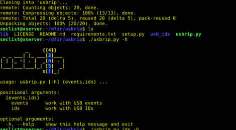 usbrip - A tiny command line forensics tool for tracking USB device artifacts on linux.